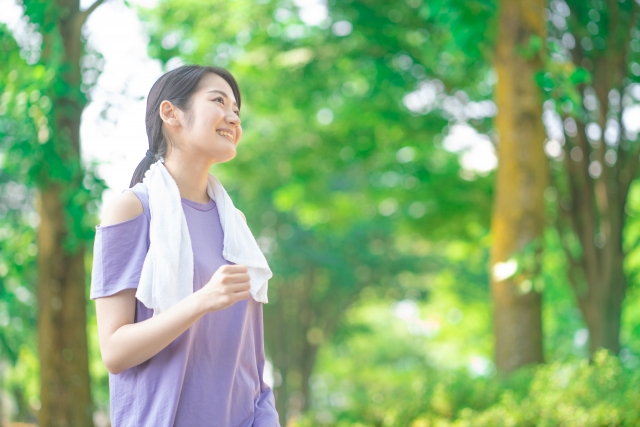 変形性膝関節症の予防法